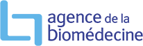 logo de l'agence de la biomédecine